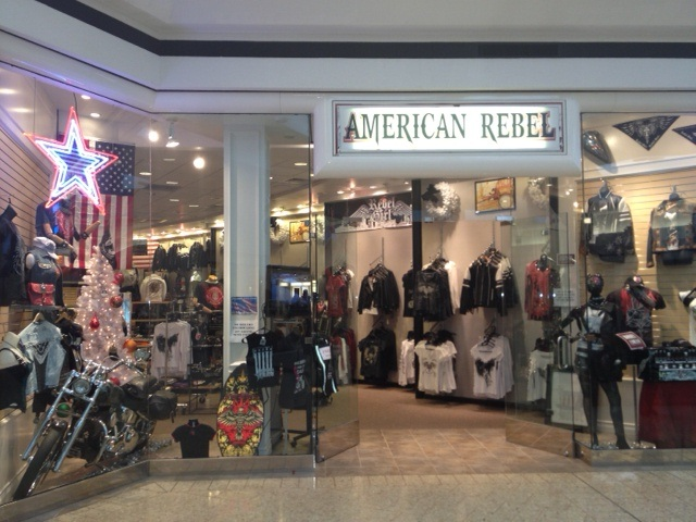 American Rebel store carries Rebel Girl brand