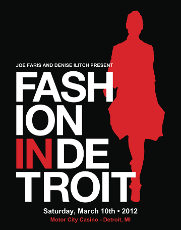 Tickets now on sale for Fashion In Detroit
