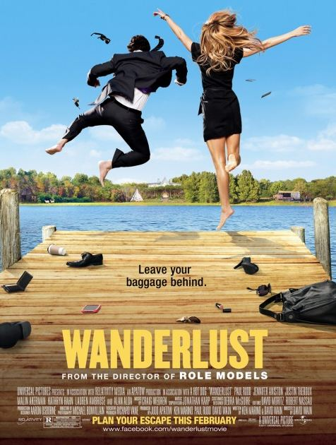 Cynthia LaMaide designs worn by Jennifer Aniston in Wanderlust