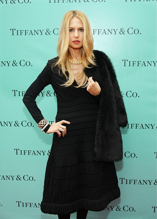 Tiffany & Co Unveil Windows Designed by Rachel Zoe