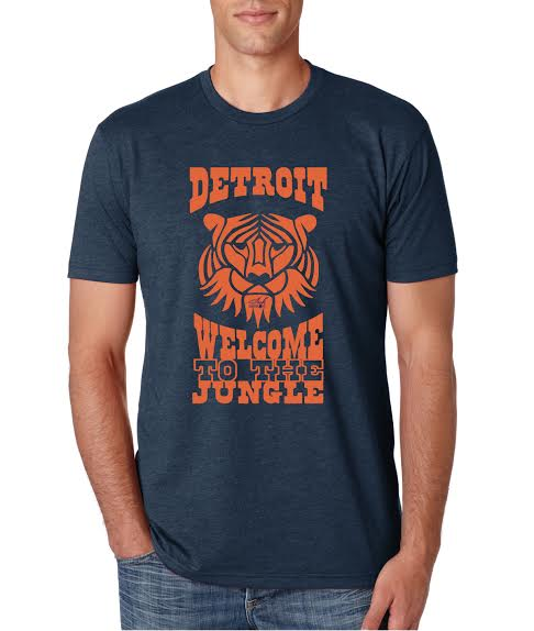 Ink Detroit Launches Spring Baseball Line