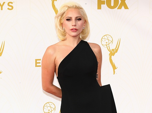Lady Gaga - Emmy Awards