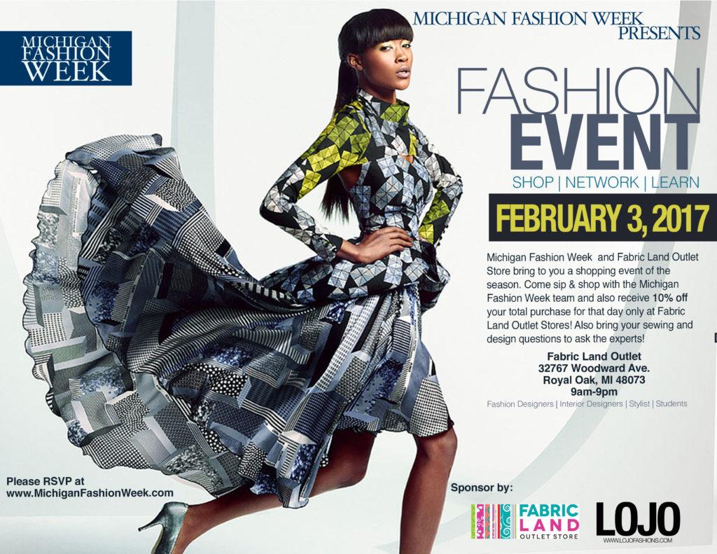 Michigan Fashion Week Archives Detroit Fashion News