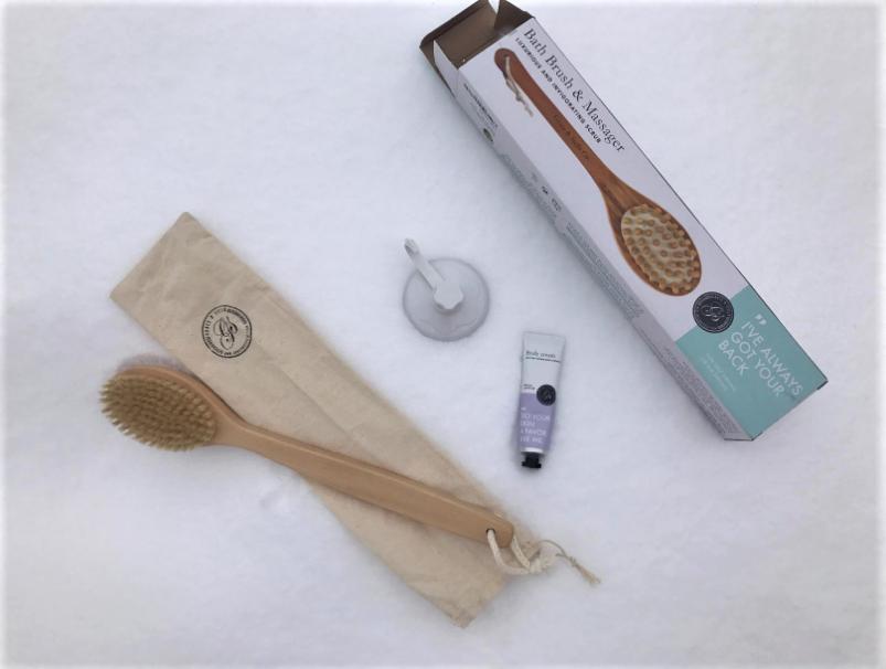 Grace & Stella Co.: 2-in-1 Body Exfoliating Brush & Massager