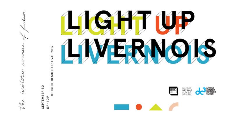 Light Up Livernois Detroit Fashion Event
