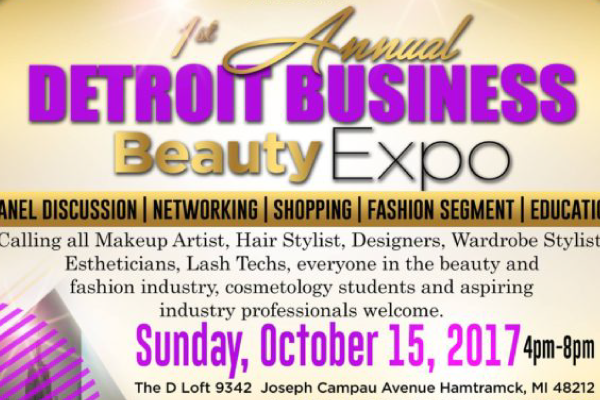 Detroit Fashion News Annual Detroit Business and Beauty Expo