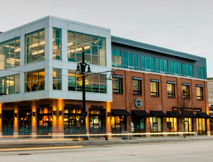 Detroit Center for Design Technology