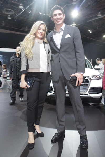 Audi Product Specialist Grey Black Suits