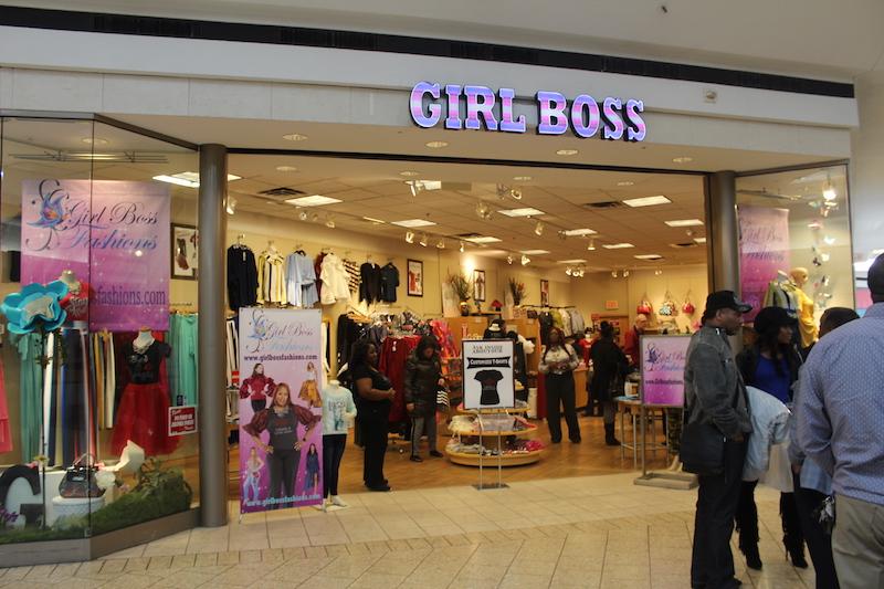 Girl Boss Fashions Lakeside Mall