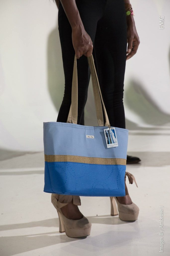 Maris Rae Blue Handbag