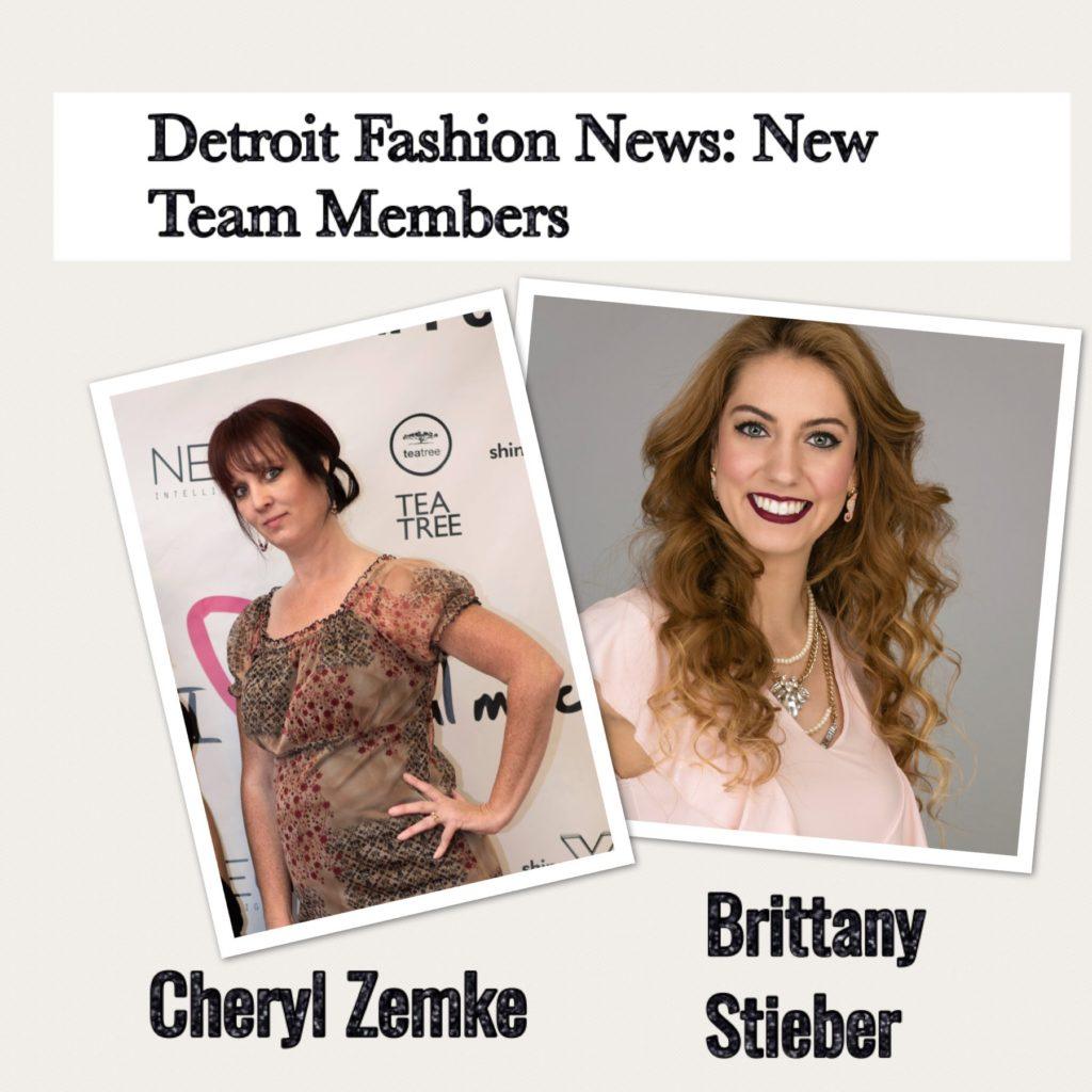 Detroit Fashion News Welcomes Two New Team Members