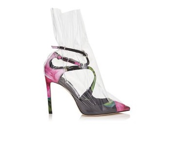 Jimmy Choo Off White Claire