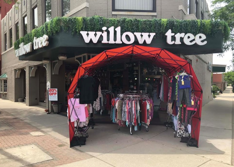 Willow Tree Storefront