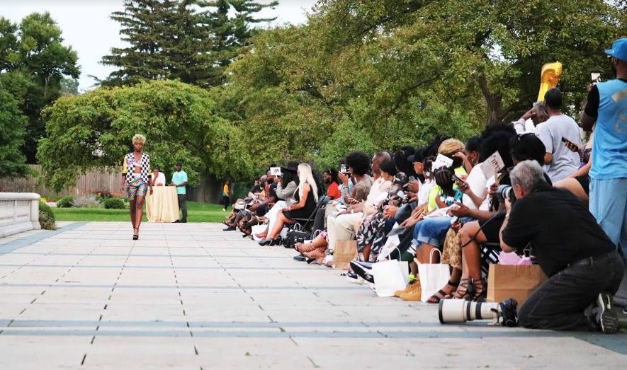 Dusk til Daun Fashion Show