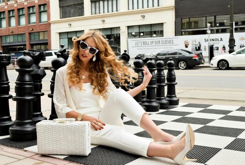 Brittany Stieber Chess on Woodward