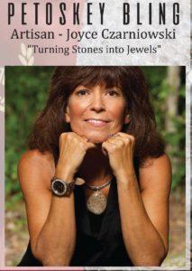 Joyce Czarniowski 'turning stones into jewels