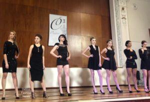 Little Black Dress Infinity Fashion Show