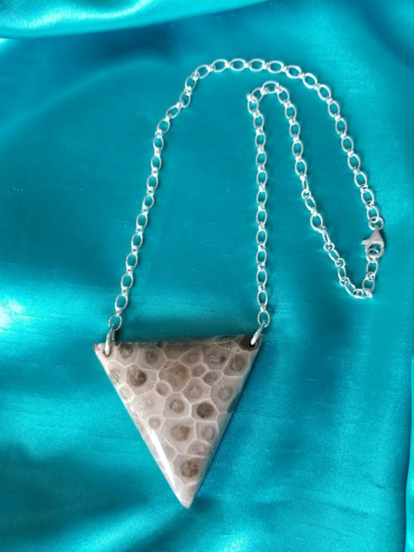 Petoskey Bling Necklace