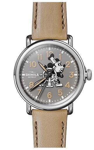 Shinola Disney Watch