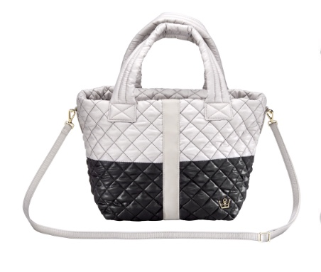 Oliver Thomas Quilted Handbag