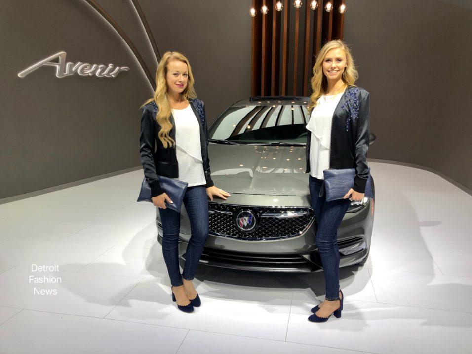 Buick Avenir NAIAS Product Specialist
