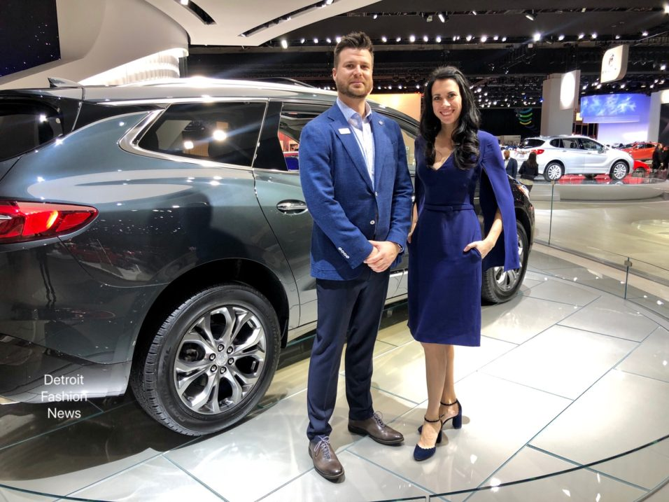 Buick NAIAS Product Specialist