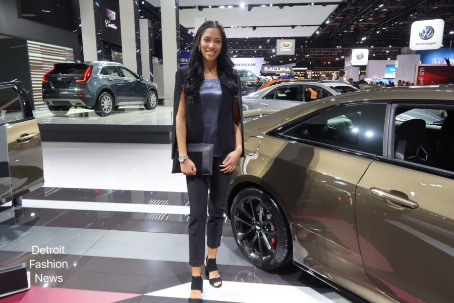 Cadillac Product Specialist NAIAS 2019