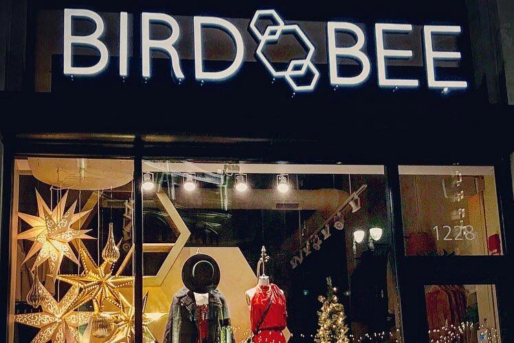 Bird Bee Detroit