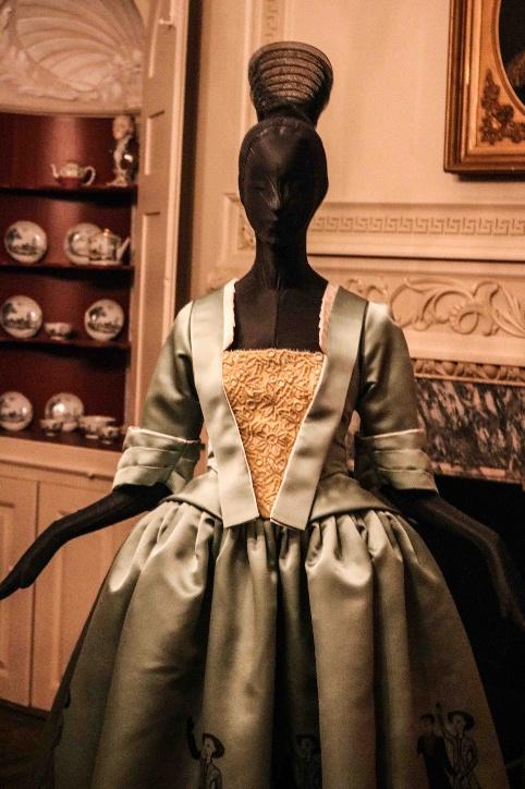 Labor of Love Michelle Obama Dress