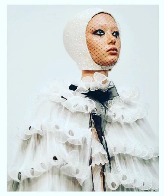 Musee Rodin Dior Haute Couture Show