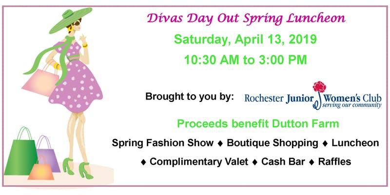 Divas Day Out