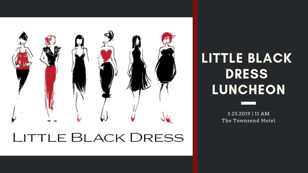 Little Black Dress Luncheon