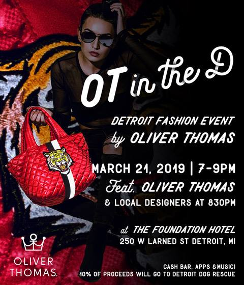 Oliver Thomas OT in the D