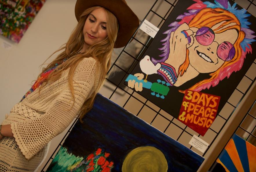 C. Creations Woodstock