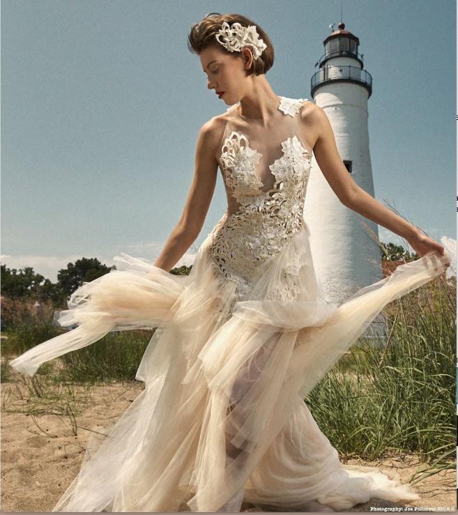 Ashley Harris White Dress
