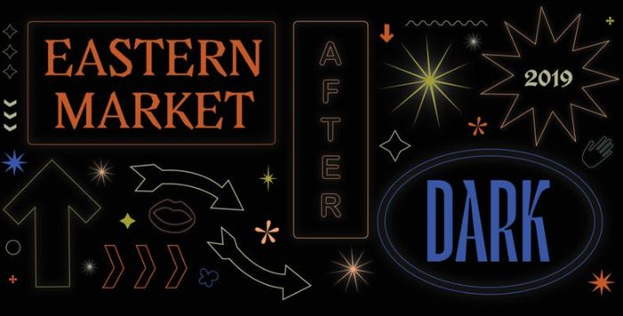 Eastern Market After Dark