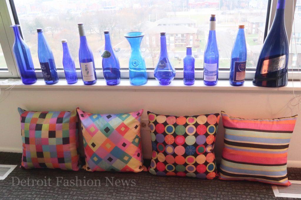 Covington pillows