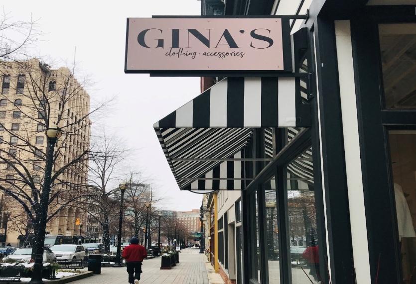 Gina's Boutique