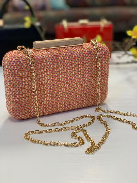 Gold Chain Handbag