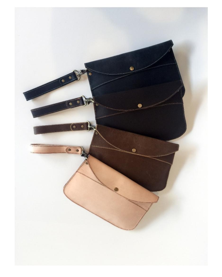 leather wristlets