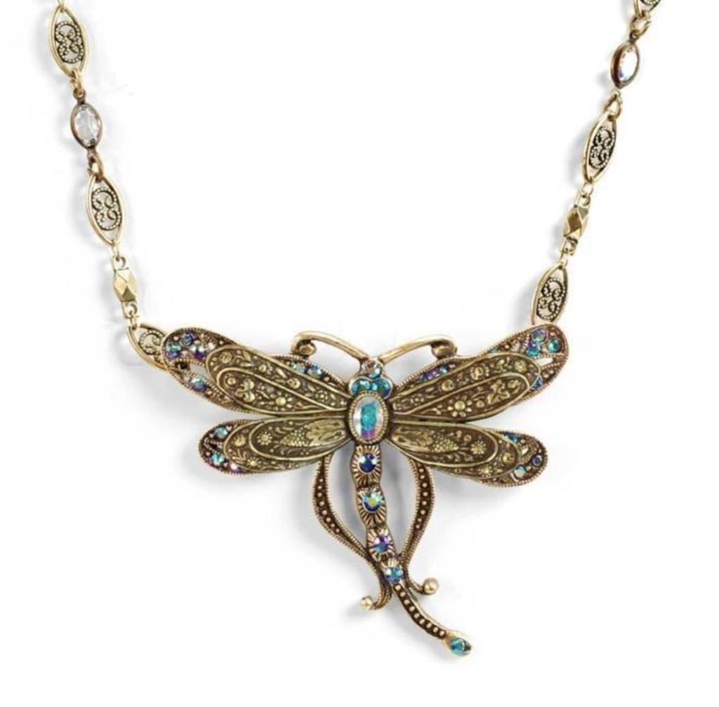 Peacockroom_vintagenecklace