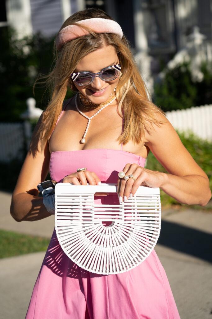 pink dress options for summer