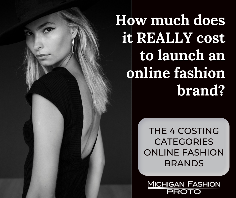 HOW MUCH DOES IT COST TO LAUNCH AN ONLINE FASHION BRAND- FACEBOOK Post
